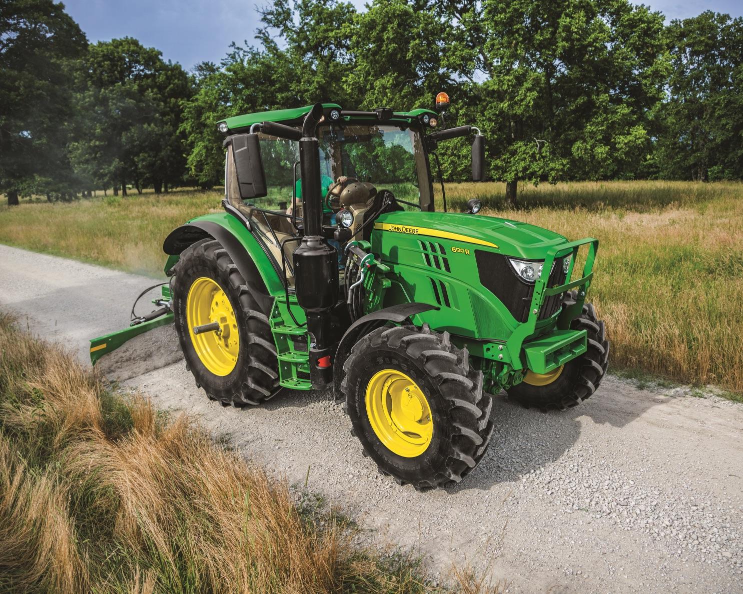 6R Series Utility Tractors