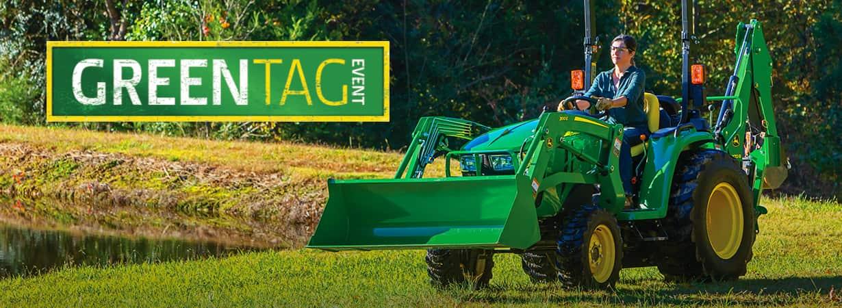 John-Deere-Compact-Tractor