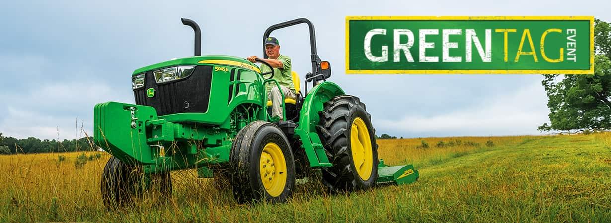 John-Deere-utility-tractors