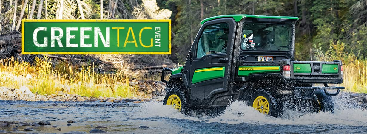 John Deere Gators from Meade Tractor