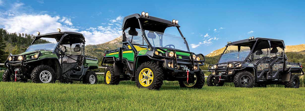 Deere Season GATORS