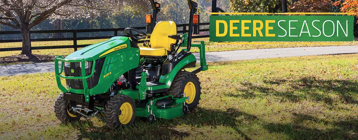 1 Family Sub-Compact Utility Tractors