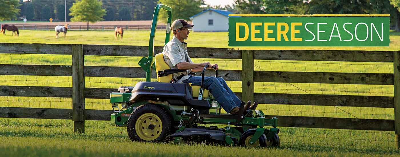 Deere Season Mower