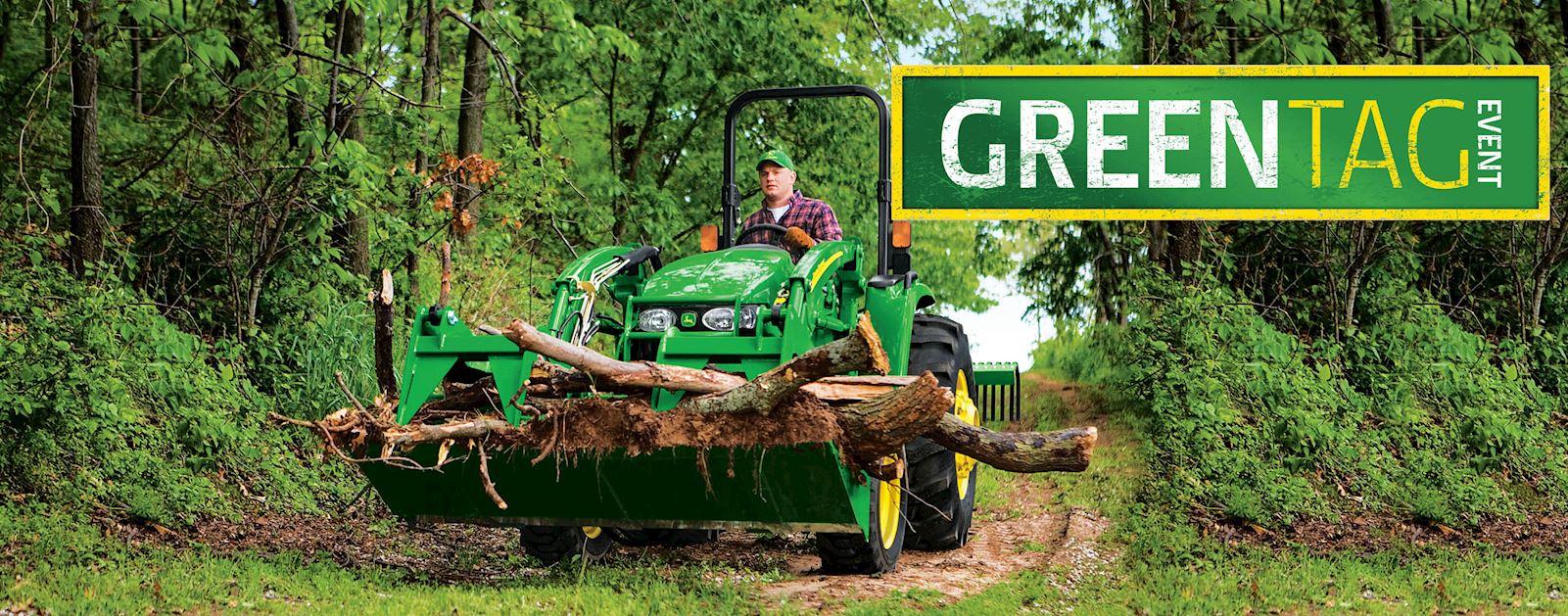 John Deere 44 horsepower tractor special
