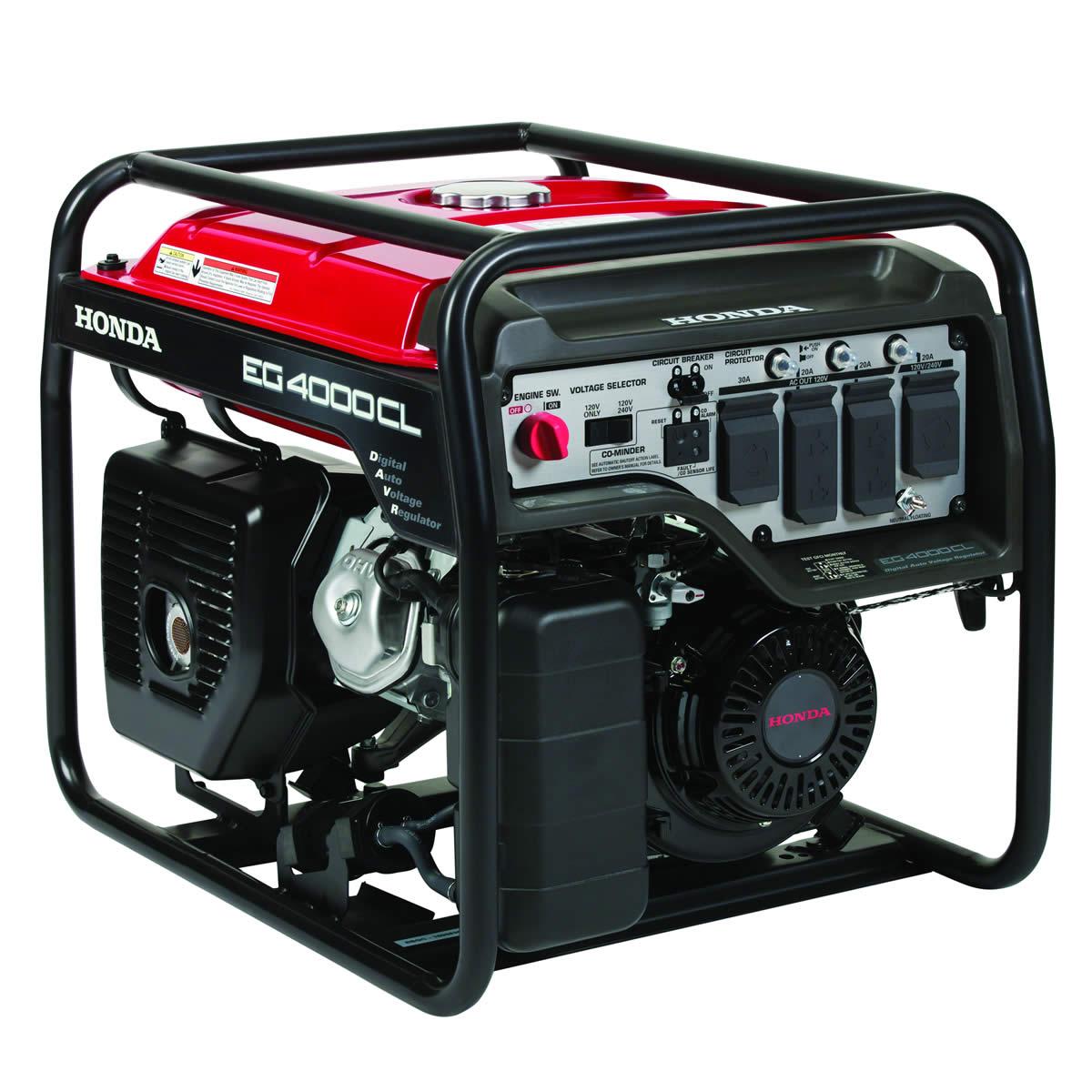 EG4000 with CO-MINDER™
