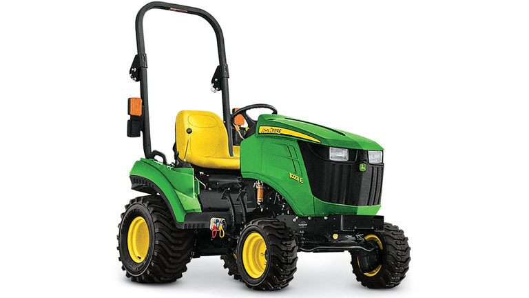 1023E Tractor/Loader/Mower Package*