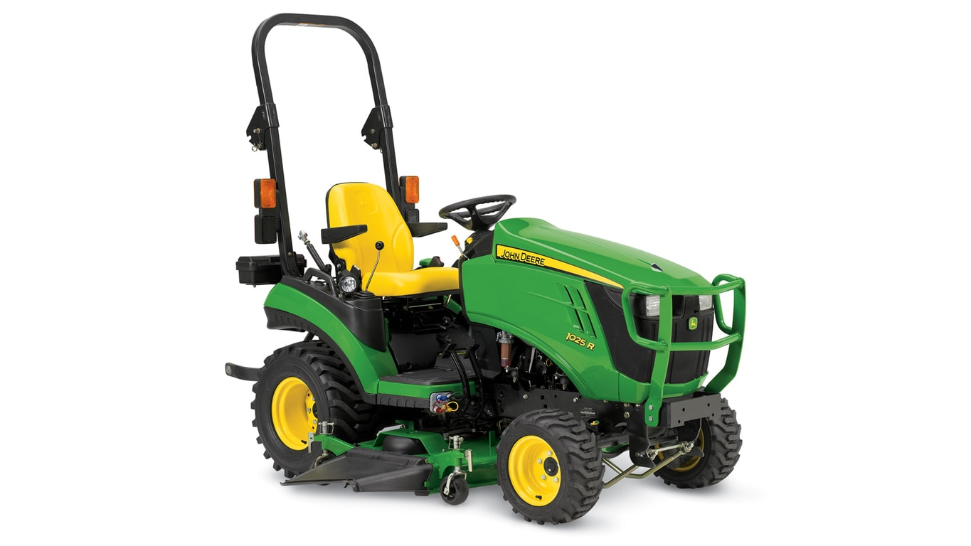 1025R Sub-Compact Tractor