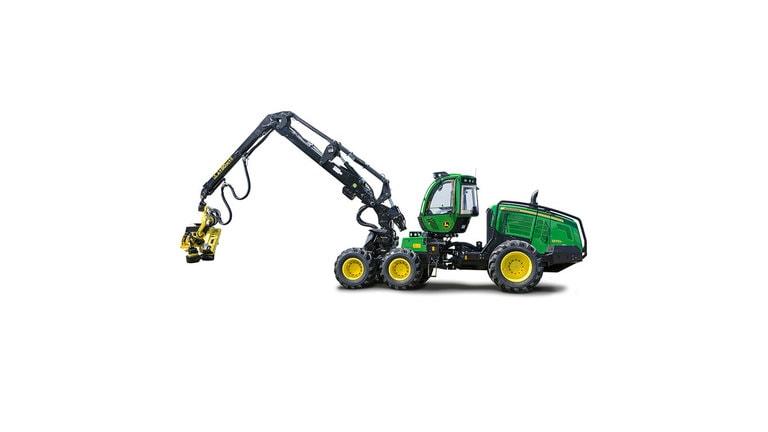 1270G Wheeled Harvester