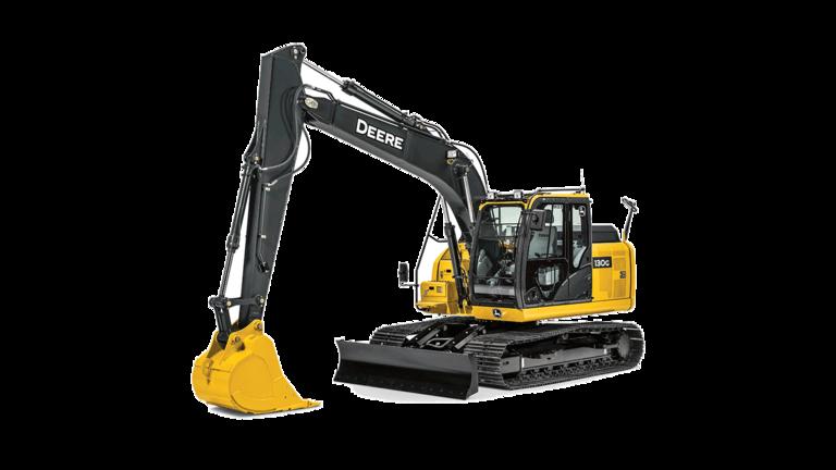 130G Mid-Size Excavator
