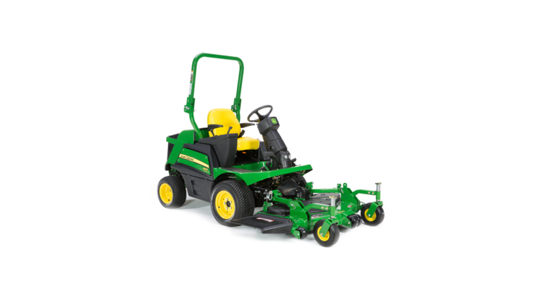 Wide-area Front Mowers
