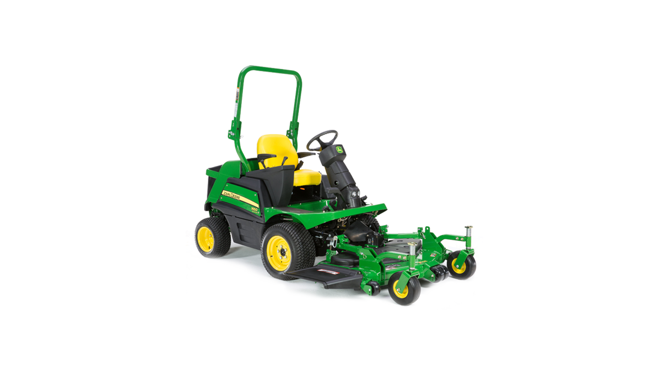 1550 TerrainCut™ Front Mower, California Approved