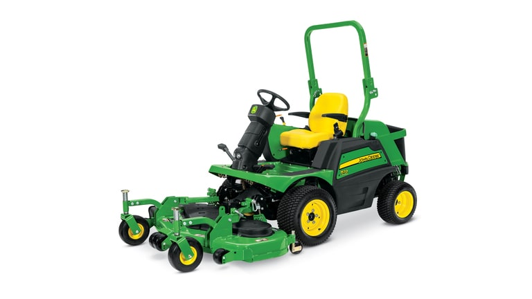 1570 TerrainCut™ Front Mower, California Approved