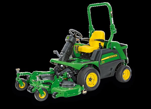1570 TerrainCut™ Front Mower