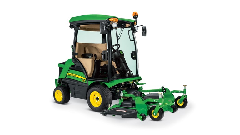 1575 TerrainCut™ Front Mower, California Approved