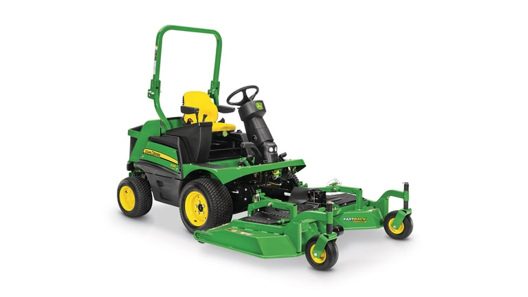 1580 TerrainCut™ Front Mower, California Approved