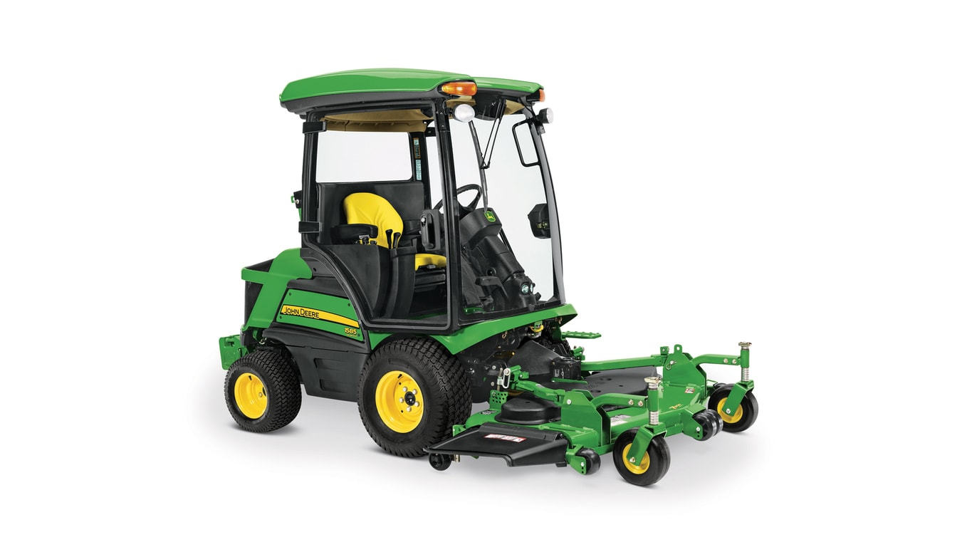 1585 TerrainCut™ Front Mower, California Approved
