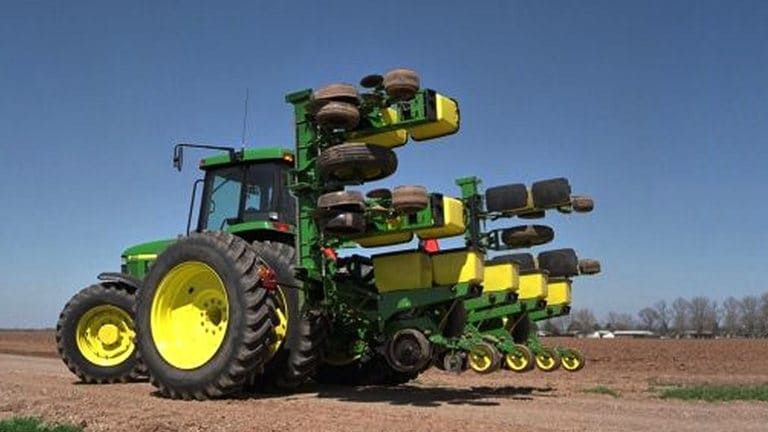 John Deere Tractor Split : Planting seeding cope farm equipment inc