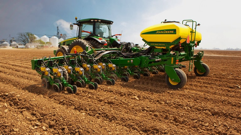 1725 CCS Twin Row Planter