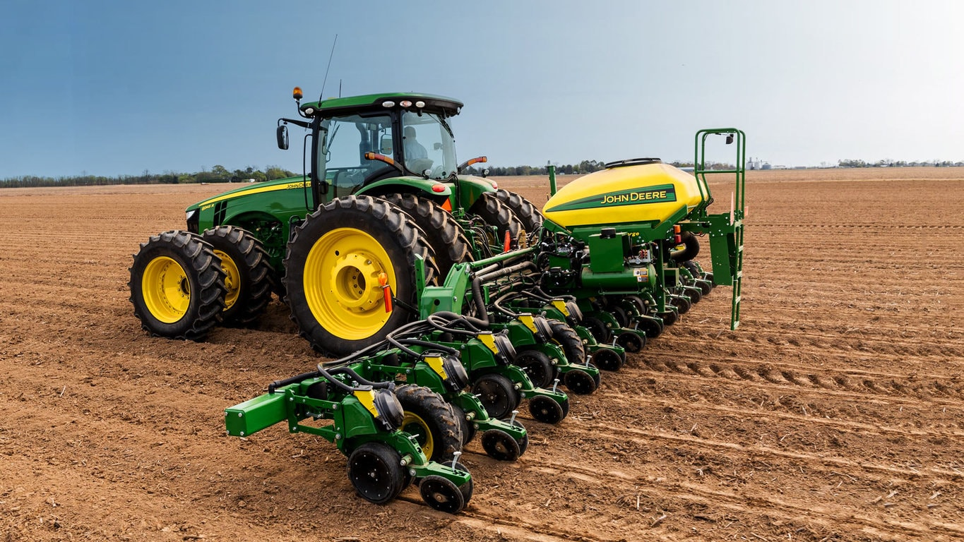 1725c Planter New Planters The Hudson River Tractor