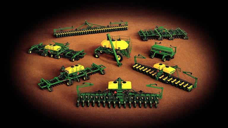 1795 24Row20 Planter