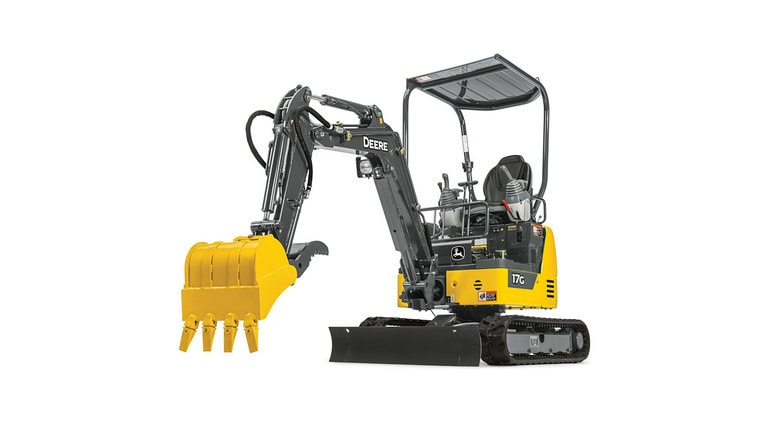 17G Compact Excavator