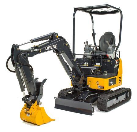 17G Excavator