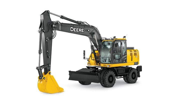 190G W Excavator