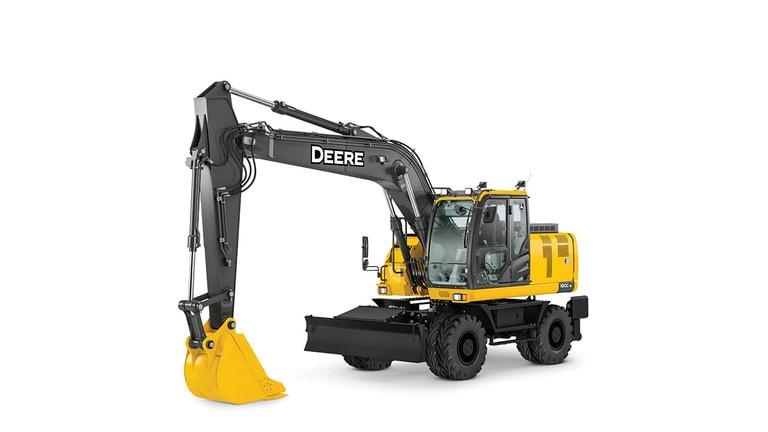 190G W Mid-Size Excavator