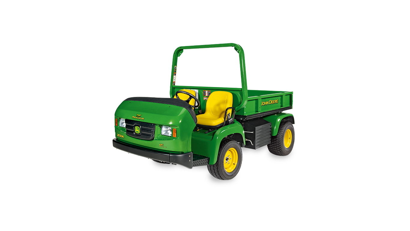 2030a progator utility vehicle new john deere gators frontier ag and turf. Black Bedroom Furniture Sets. Home Design Ideas