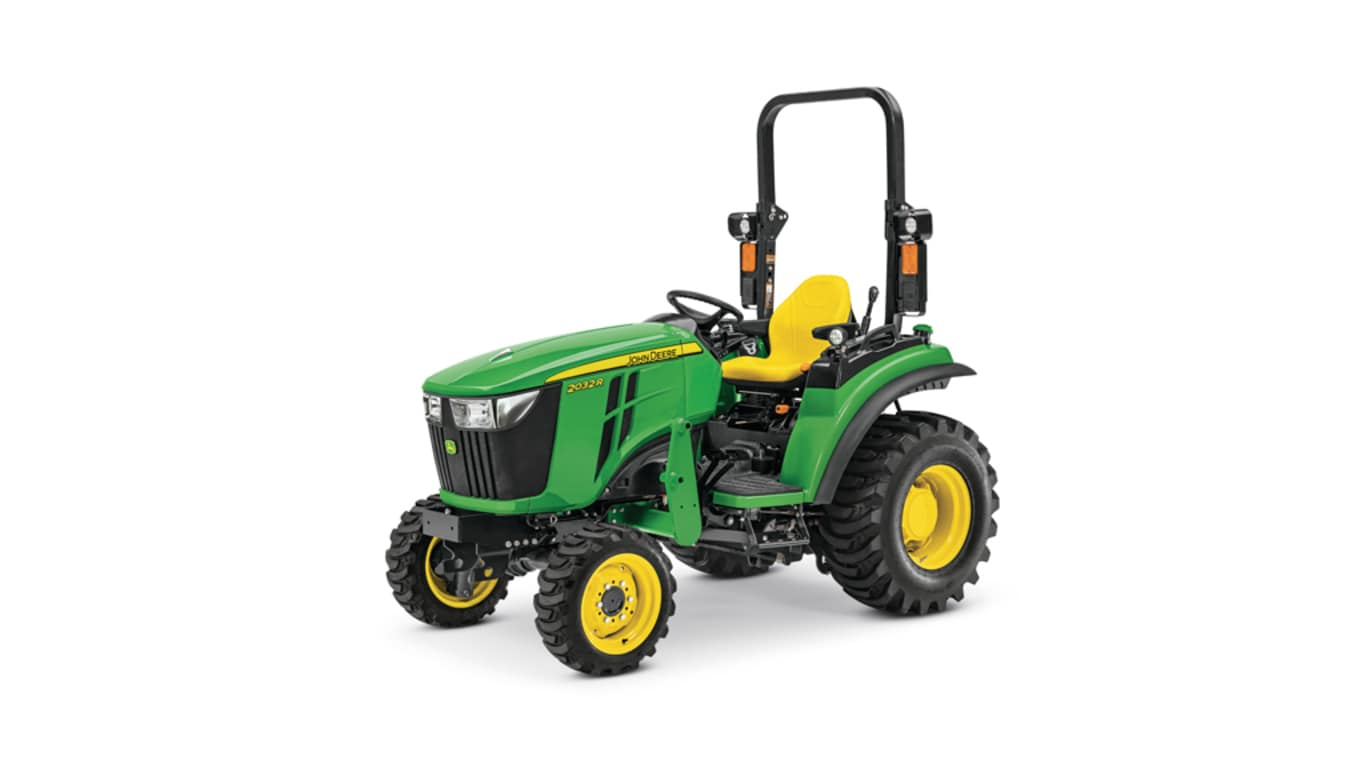 2032R Compact Tractor