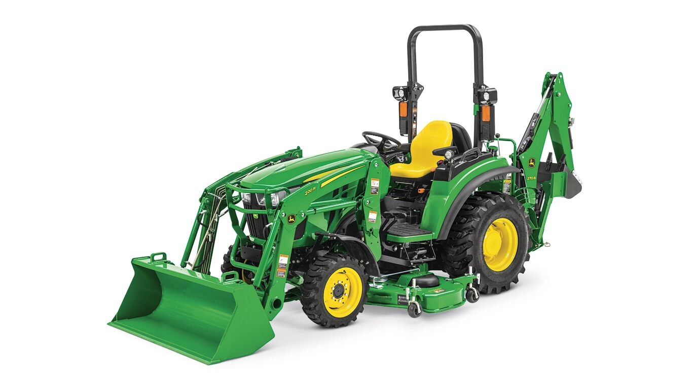 2038r Compact Utility Tractor New Compact Utility