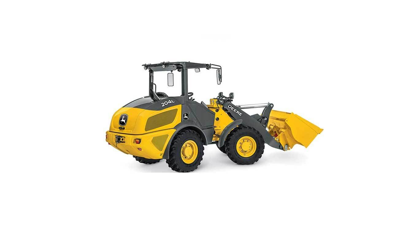 204L Compact Wheel Loader