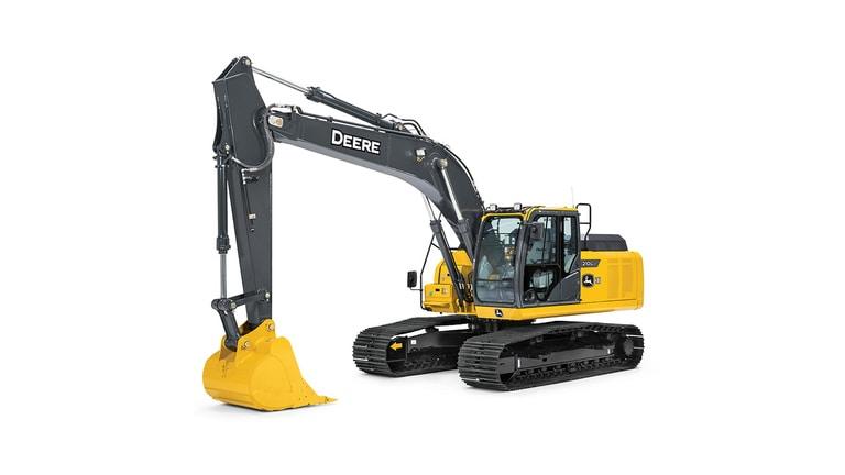 210G LC Mid-Size Excavator