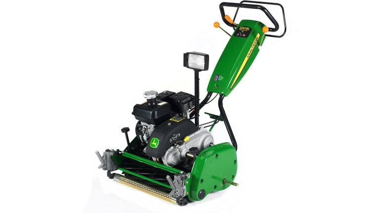 220 SL PrecisionCut™ Walk Greens Mower