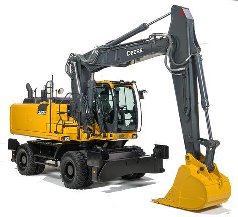 230G W Excavator