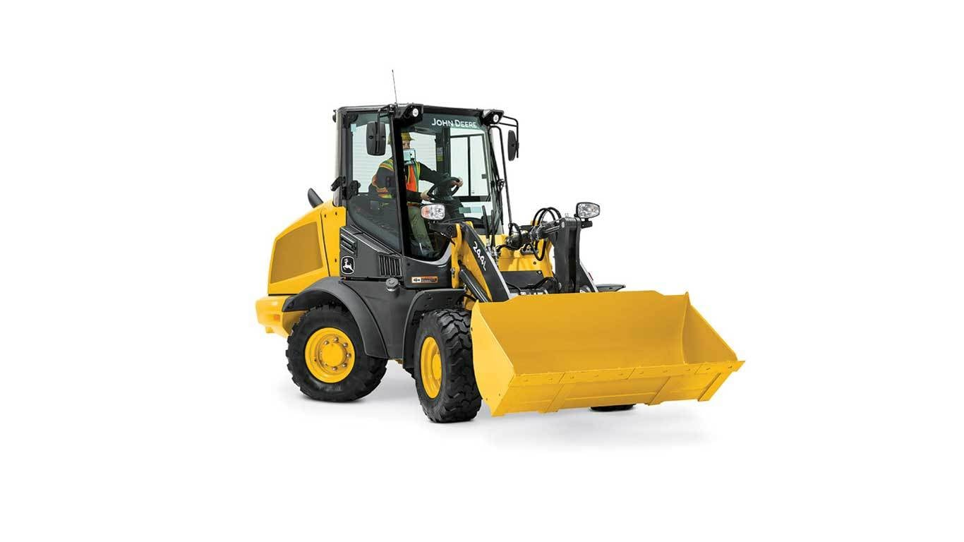 244L Compact Wheel Loader