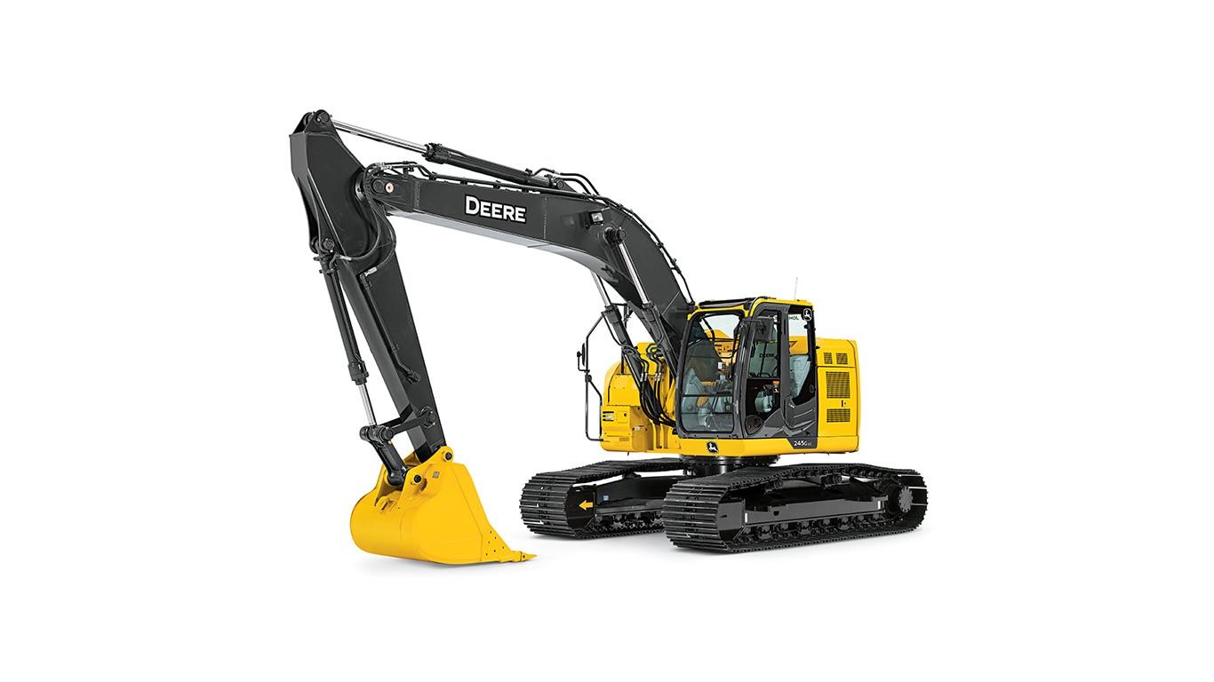 245G LC Mid-Size Excavator