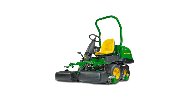 2500E E-Cut™ Hybrid Diesel Riding Greens Mower