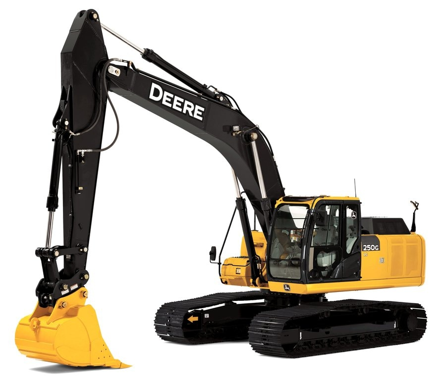 250G LC Excavator