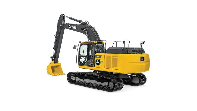 250G LC Mid-Size Excavator
