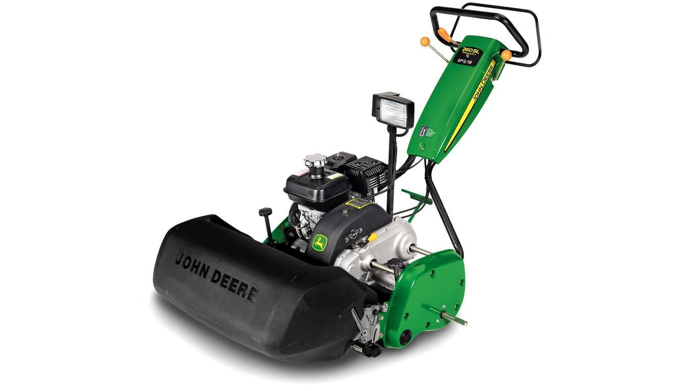 260 SL PrecisionCut™ Walk Greens Mower