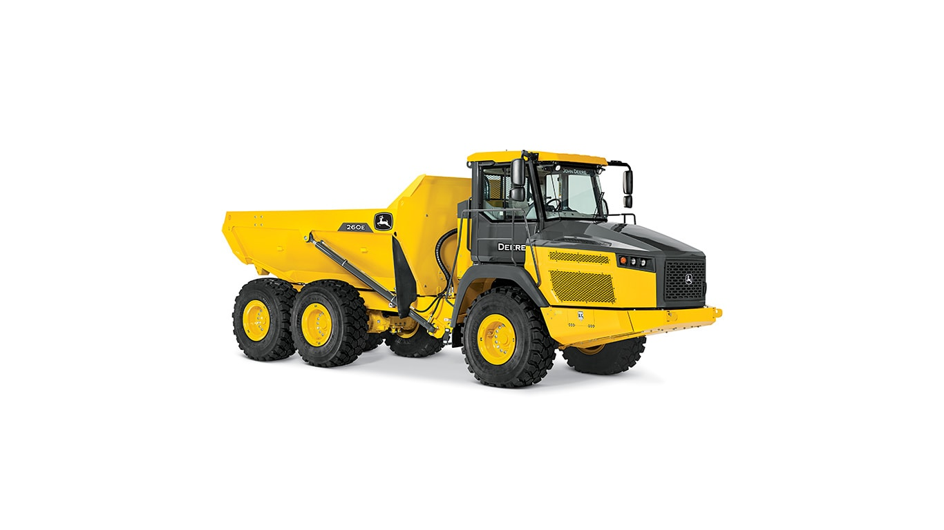 260E Articulated Dump Truck