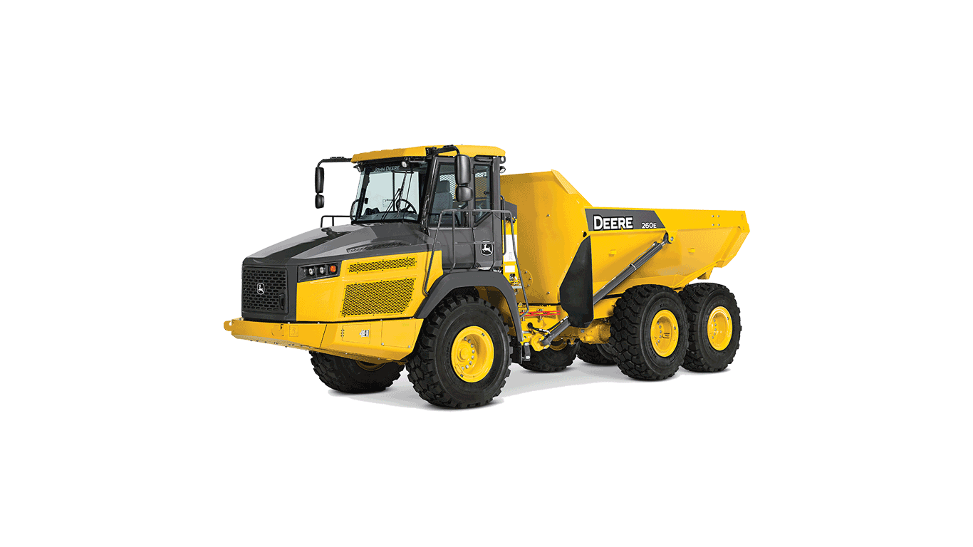 260E Articulated Dump Truck