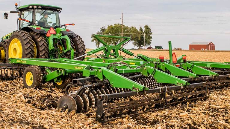 2633VT 2633VT Vertical Tillage