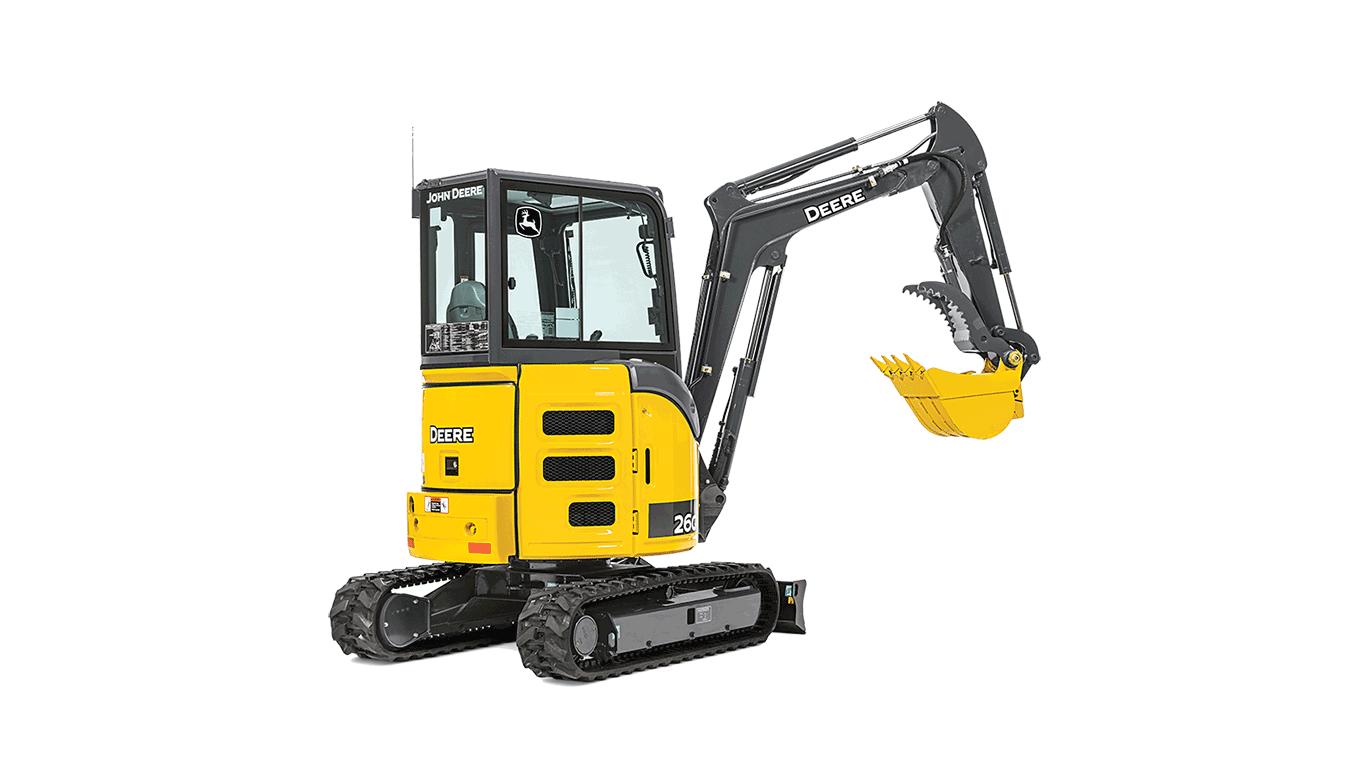 26G Compact Excavator