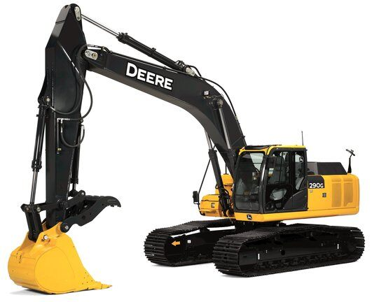 290G LC Excavator