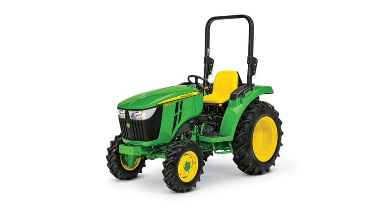 3025D Compact Tractor