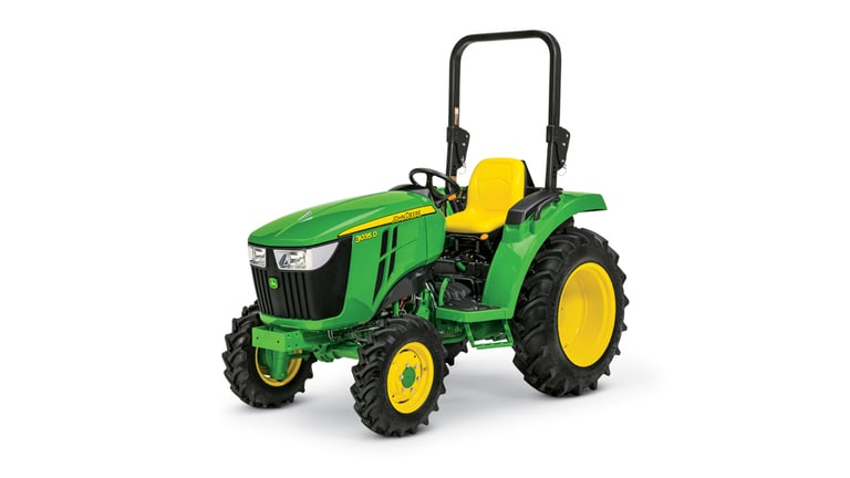 3035D Compact Tractor