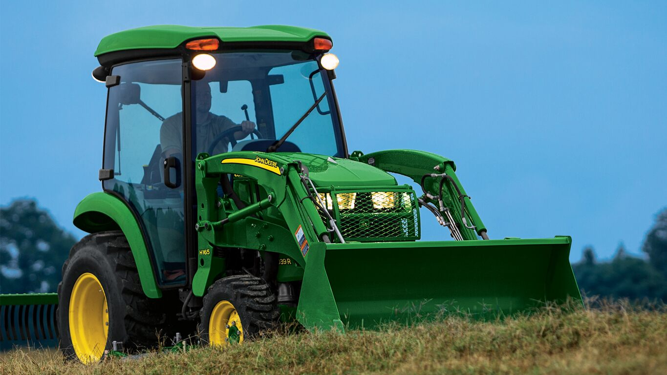 Compact Utility Tractor Sale Kenn Feld Group