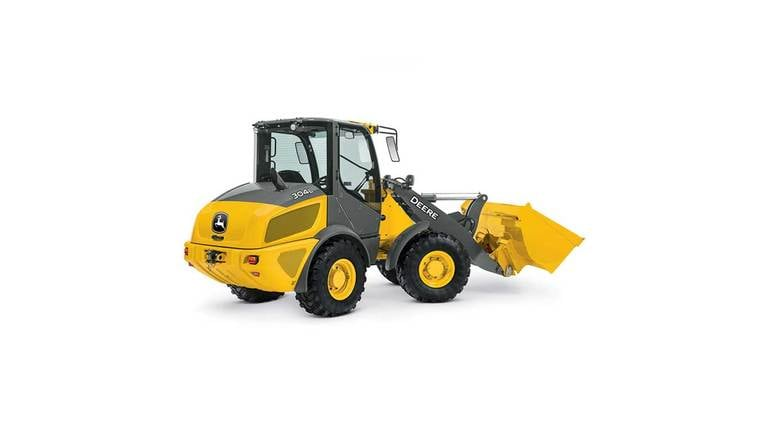 304L Compact Wheel Loader